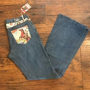 NWT Ranch Dressin Jeans size 12